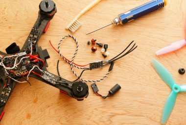 How To Build A Racing Drone