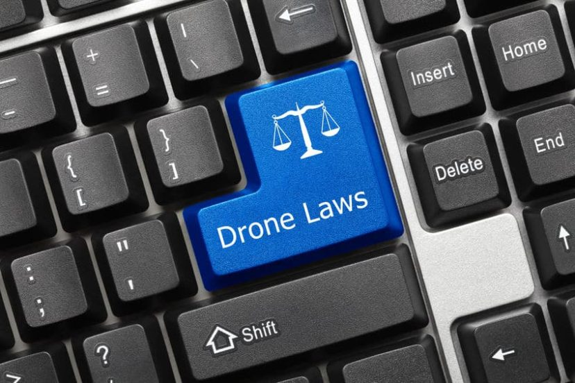 Who Enforces Drone Laws